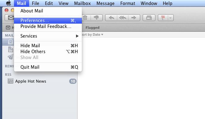 Apple Mail 1