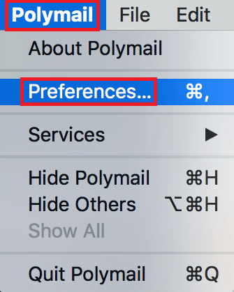 Polymail Email Signature