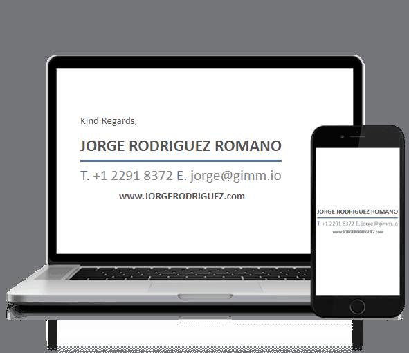Email Signature Templates