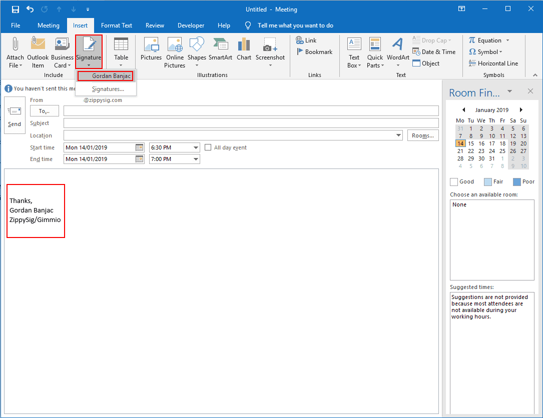 insert-email-signature-to-outlook-meeting-invite-automatically-2