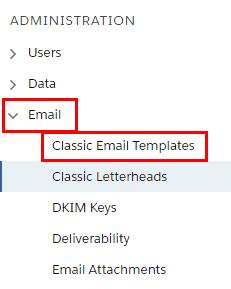 Add Email Signature Salesforce 6