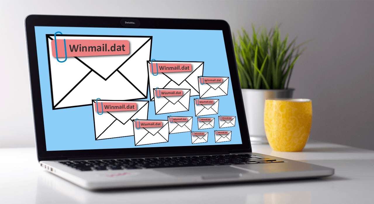 How to Fix Winmail dat Attachments in Outlook | Gimmio