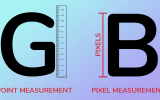 Difference Between Pixels and Points Font Size Email Signature