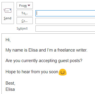 emoji-in-body-of-email