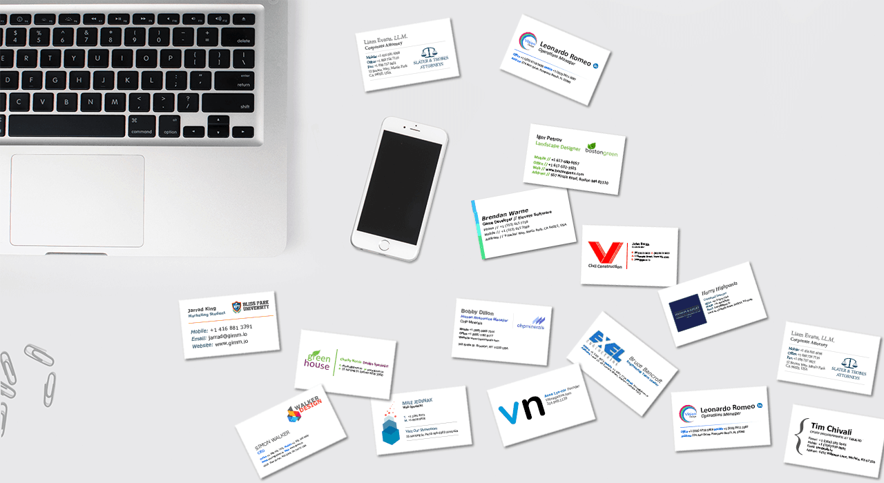how-to-organize-business-cards