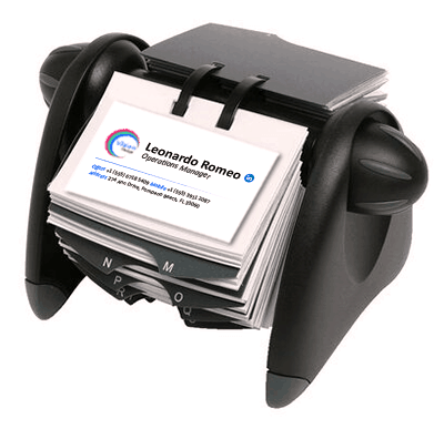 rotary-business-card-file