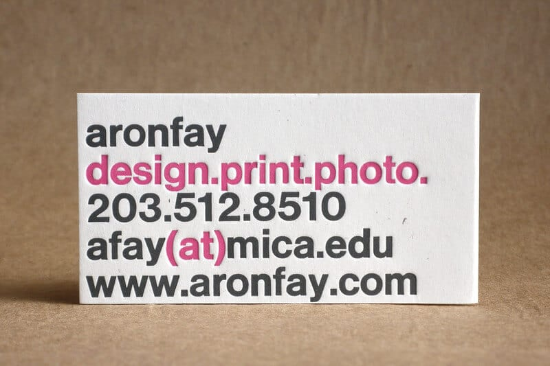 letter-pressed-business-card-finish