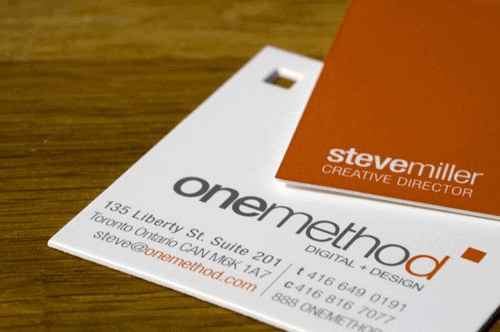 business-card-paper-weight