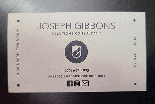 consultant-business-card