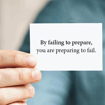 business-cards-promote-preparedness