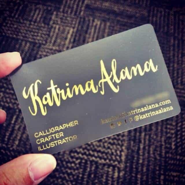 plastic-business-card